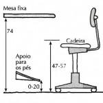 Como escolher uma mesa para o escritório?
