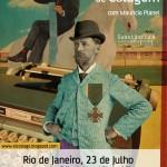 Oficina de Colagem com Maurício Planel no Rio de Janeiro